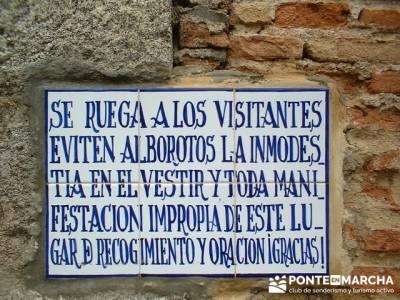 Monasterio de Yuste - Valle del Jerte; club de singles madrid